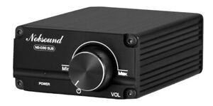 Nobsound NS-03G Mini 100W Subwoofer /Full Frequency Mono Channel Power Amplifier