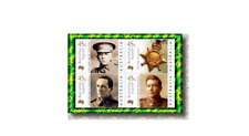 AUS0002 The legends of Australia,4 STAMPS MNH AUSTRALIA 2000