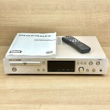MARANTZ DR6000 Compact Disc CD Player Recorder with Remote Manual Hifi Separate