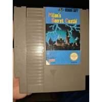 Milon's Secret Castle (Nintendo Entertainment System, 1988)