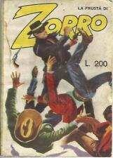 LA FRUSTA DI ZORRO 18 1975 CERRETTI