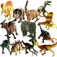 Dinosaur Learning Toys Figures Assorted Realistic Party Educational Kids 12 Pack