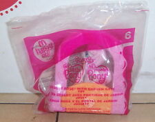 2007 Mcdonalds Happy Meal Toy My Little Pony #6 Desert Rose with Garden Gate