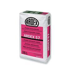 5x Ardex S7 Plus 15kg  Flexible Dichtschlemme - Faserverstärkt, gut glättbar