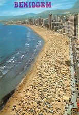BT3697 Playa de Levante desde ricon de loix Benidorm       Spain