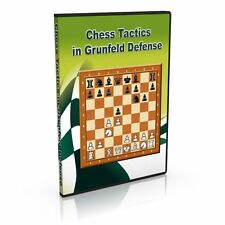Chess Tactics in Grunfeld Defense