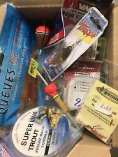 lot articles de pêche Neufs 25 Pièces