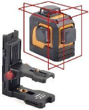 Spot-On MultiLiner 3D Laser Level Set - Self-levelling 3 x 360° Lines 20m range