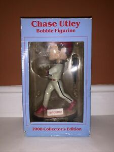 CHASE UTLEY Bobble Figurine 2008 COLLECTORS EDITION/CITIZENS BANK PARK EXCLUSIVE