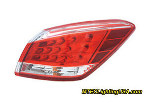 TYC Right Outer Side Tail Light Lamp Assembly for Nissan Murano 2012-2014