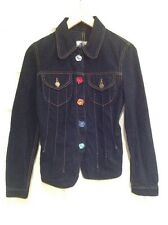 a0bc03ee Kenzo Jeans Blue Dark Wash Denim Jean Jacket, Size Small