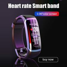 Smart Watch - Health Activity Fitness Tracker - Real Time Heart Monitor - FitBit