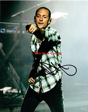 "Chester Bennington ""Linkin Park""  autographed 8x10 signed photo reprint"