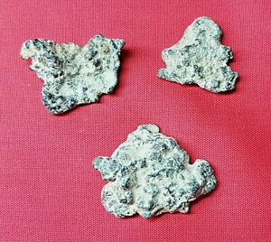 Roman Republic , AES Rude 3 Pieces , Before Money , Bronze , 22,1 grams