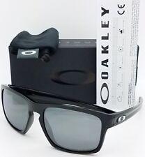 NEW Oakley Sliver sunglasses Black Polarized Black Iridium 9262-09 AUTHENTIC NIB