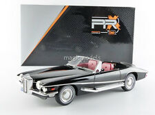 IXO Premium X 1971 STUTZ Blackhawk Cabriolet Black 1/18 Scale In Stock! New!