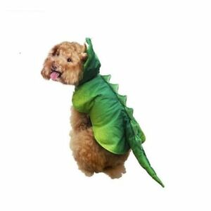 Green Dinosaur Dog Pet Costume (New with Tags)