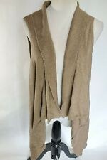 Gap Womens Small Open Cardigan Waterfall Beige