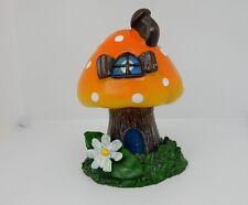 Orange Fumer Tue-Mouche Maison Encens Brûleur Cottage Encens cone Burner