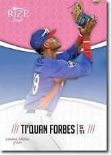 TI'QUAN FORBES 2014 Rize Draft PINK *Limited Edition* RC - Only 200 Made!