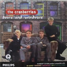 THE CRANBERRIES - DOORS AND WINDOWS  - CD-I /CD-ROM - CD