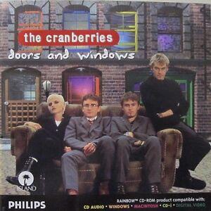 THE CRANBERRIES - DOORS AND WINDOWS  - CD-I /CD-ROM - CD