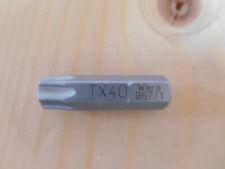 WERA Bit TX40, TX 40, 867/1Z, T-Drive