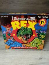 T Rex Tyrannosaurus Dinosaur Classic Childrens Board Game Paul Lamond Toy Kids