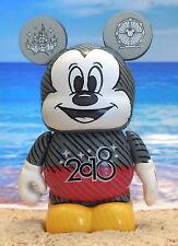 Disney Parks 2018 Mickey Mouse Vinylmation Eachez 9/10