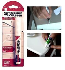 White Furniture Touch Up Pen Marker to repair Wood Floor Cabinets Scratches