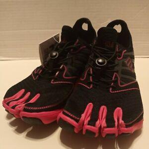 Fila Kid's Skele-Toes Bay RNR 3 Lightweight Five Finger Athletic Sandal Shoes 6