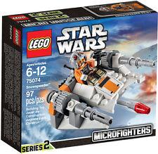 LEGO Star Wars 75074 Snowspeeder Set New In Box Sealed #75074