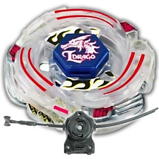 Beyblade Lightning L Drago Metal Fusion 4D BB-43 With LL2 Launcher and Rip Cord