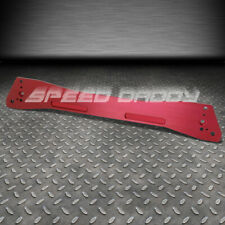 FOR CIVIC EG/EJ/EH INTEGRA DB/DC RED REAR SUBFRAME BRACE LOWER CROSS TIE BAR