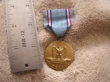 Vintage  Efficiency Honor Fidelity for Good Conduct Medal
