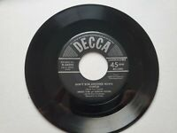 ERNEST TUBB / ANDREWS SISTERS  Don't Rob Another Man's Castle RARE DECCA Country