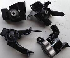 4pcSet Motor Mounts fit 1.8L Engine 2009 - 2013 Toyota Corolla Auto Transmission