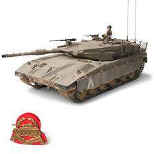 [SOL Model] MM216 1/16 MERKAVA MK.III early type + 1 Woman Tank Crew (LIMITED)