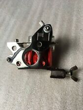 Tattoo Machine Gun Liner Shader 10-wrap Coils O Black Machine parts Tattoo