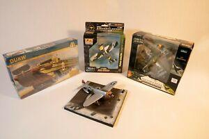 1/72 Me 262, P-47, Finish Aircraft, DUKW