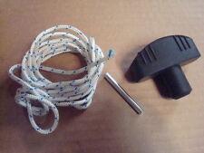 Starter Pull Rope With Handle for Briggs & Stratton Tecumseh, Craftsman Husqvanr