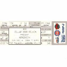AEROSMITH & JACKYL Full Concert Ticket Stub AUBURN HILLS MI 12/4/94 GET A GRIP
