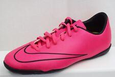 Nike Mercurial Victory Interior junior Botas de fútbol marca nuevo Size UK 2 (AX10)