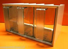 Schütten für Küche Schüttensatz mit 3 Schütten Gewürzschütten, Schüttenbox Regal