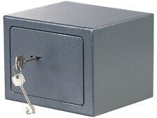 Coffre-fort compact 5L en acier avec 2clés à double panneton - XCase