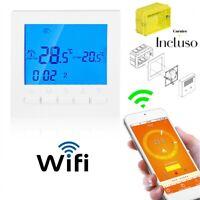 Cronotermostato Termostato Programmabile WiFi Wireless Digitale SETTIMANALE 503