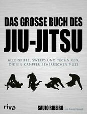 Das große Buch des Jiu-Jitsu Alle Griffe Sweeps Technik Kampfsport Handbuch Buch
