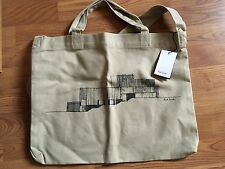 Paul Smith Sand Colour Fabric TOTE BAG