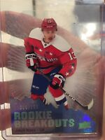 2016-17 Upper Deck Series Rookie Breakouts RB13 Jakub Vrana