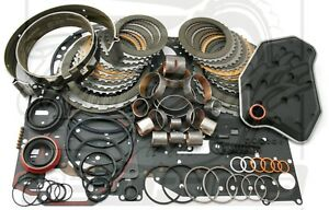 Fits Ford 4R70W Deluxe Transmission Rebuild Kit 1998-03